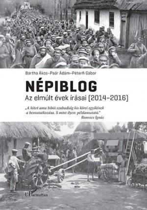 Bartha �kos (SZERK.) - Pa�r �d�m (SZERK.) - P�terfi G�bor (SZERK.) - N�piblog