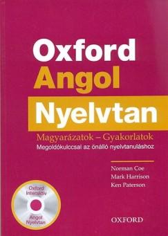 Norman Coe - Mark Harrison - Ken Paterson - Oxford Angol Nyelvtan - Magyarázatok-gyakorlatok + CD