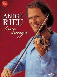 André Rieu - Love Songs - DVD