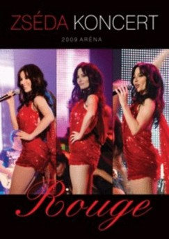Zséda - Rouge - DVD