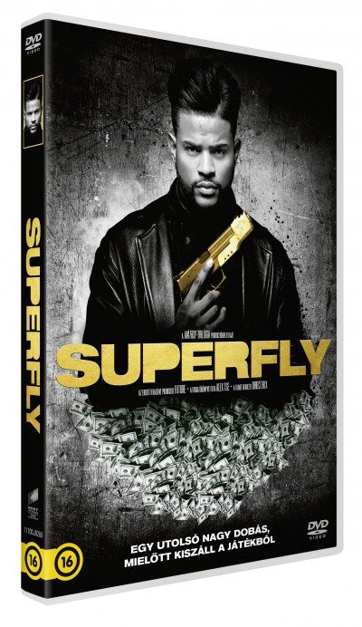 Director X - Superfly - DVD