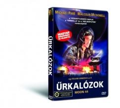Roland Emmerich - Űrkalózok - DVD