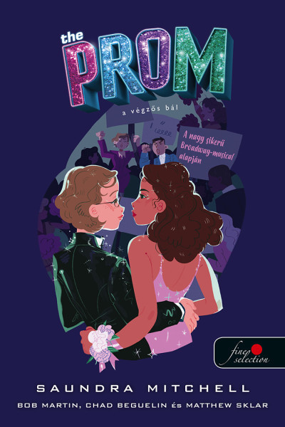 Mitchell Saundra - The Prom - A végzős bál