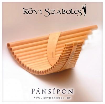 Kövi Szabolcs - Pánsípon - CD