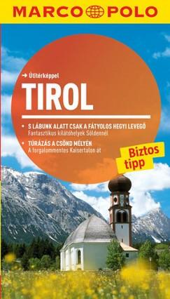 Andreas Lexer - Tirol - Útitérképpel