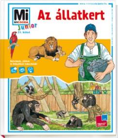 Sabine Schuck - Az állatkert