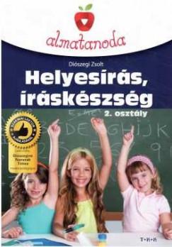 Diószegi Zsolt - Almatanoda - Helyesírás, íráskészség 2.osztály