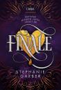 Stephanie Garber - Finale - puha kötés