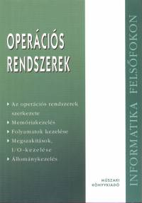 Dr. Galambos Gábor - Operációs rendszerek