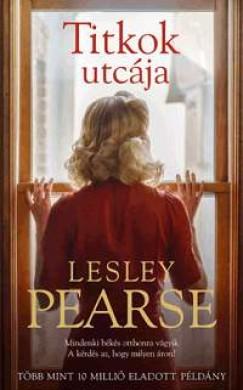 Lesley Pearse - Titkok utcája