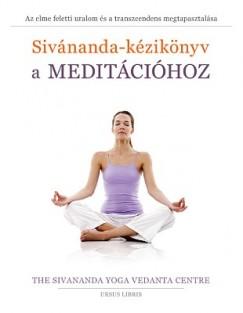 - Sivánanda-kézikönyv a meditációhoz