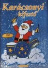 - Karácsonyi kifestő