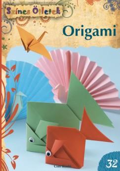 Gulázsi Aurélia  (Szerk.) - Barkó Magdolna  (Összeáll.) - Origami