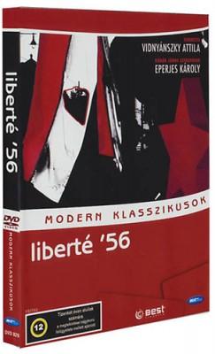 Vidnyánszky Attila - Liberté '56 - DVD