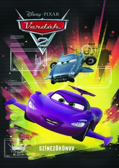 - Disney - Verdák 2 Színezőkönyv