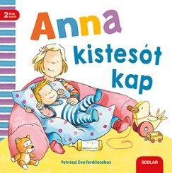 Regina Schwarz - Anna kistesót kap