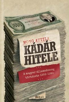 Mong Attila - Kádár hitele