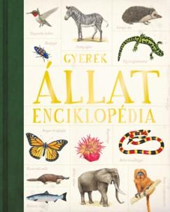 Camilla Hallinan  (Szerk.) - Jon Richards  (Szerk.) - Gyerek Állatenciklopédia