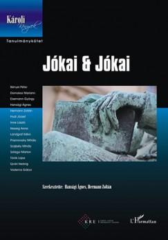 Hansági Ágnes  (Szerk.) - Hermann Zoltán  (Szerk.) - Jókai & Jókai