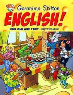 Geronimo Stilton - English! How old are you? - Hány éves vagy?