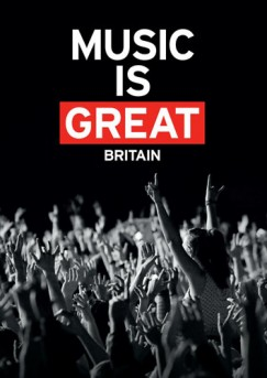 - Music is Great Britain