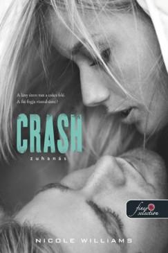 Nicole Williams - Zuhanás - Crash