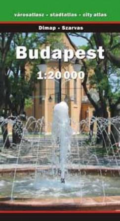 - Budapest atlasz