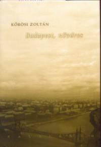 Kőrösi Zoltán - Budapest, nőváros