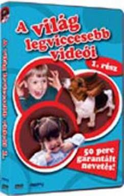 - A világ legviccesebb videói 1. - DVD
