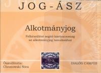 Chronowski Nóra  (Összeáll.) - Jog-ász - Alkotmányjog