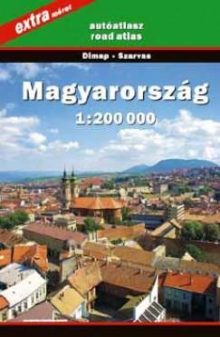 - Magyarország autóatlasz