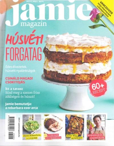 Jamie Oliver - Komlósi Dániel  (Szerk.) - Jamie magazin 21.