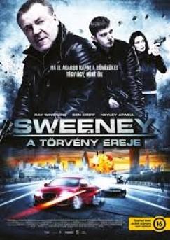 Nick Love - Sweeney - A törvény ereje - DVD