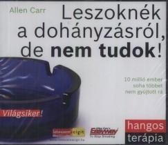 allen carr könyvek magyarul