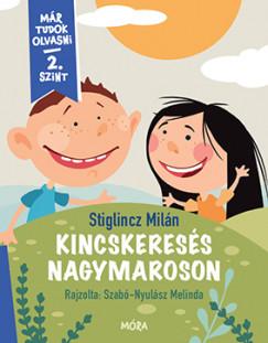 Stiglincz Milán - Kincskeresés Nagymaroson