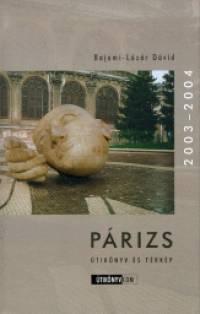Bajomi-Lázár Dávid - Párizs 2003-2004