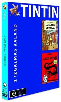 - Tintin - 2. - DVD