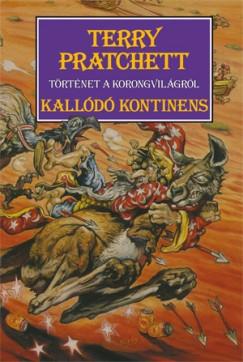 Terry Pratchett - Kallódó kontinens