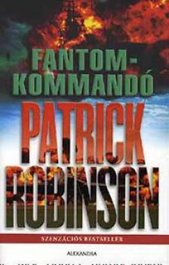 Patrick Robinson - Fantomkommandó