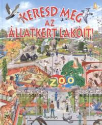 Pere Rovira - Keresd meg az állatkert lakóit!