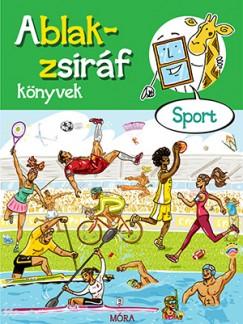 - Ablak-zsiráf könyvek - Sport