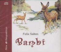 Felix Salten - Kubik Anna - Bambi - Hangoskönyv