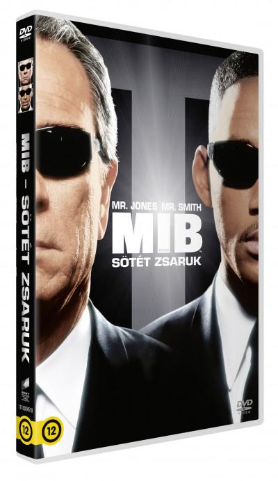 Barry Sonnenfeld - Men In Black - Sötét zsaruk - DVD