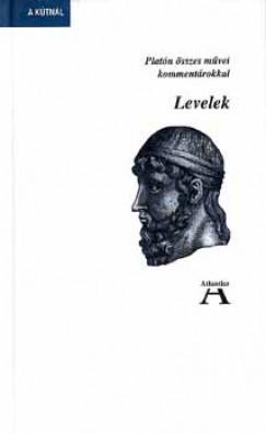 Platón - Levelek