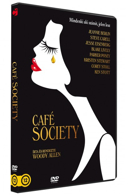 Woody Allen - Cafe Society - DVD