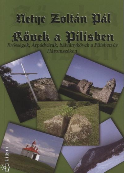 Netye Zoltán Pál - Kövek a Pilisben - Erősségek, Árpádvárak, bálványkövek a Pilisben és Háromszéken
