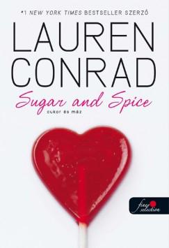 Lauren Conrad - L.A. Candy 3. - Cukor és máz - kartonált
