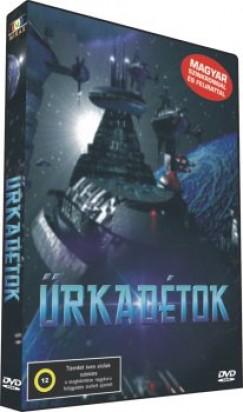 - Űrkadétok - DVD