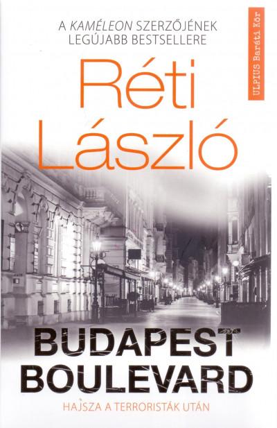 Réti László - Budapest Boulevard