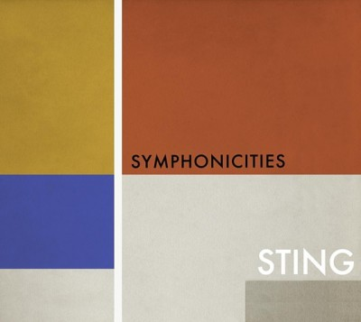 Sting - Symphonicities (EE version) - CD